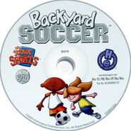 BY Soccer CD
