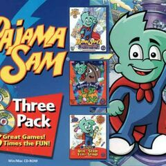 Box art for the three pack