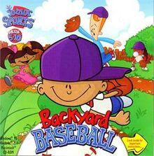 Thumb Backyard Baseball - 1997 - Humongous Entertainment