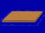 Wooden Board (Pajama Sam)