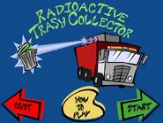 Radioactive Trash Collector