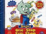 Pajama Sam's One Stop Fun Shop