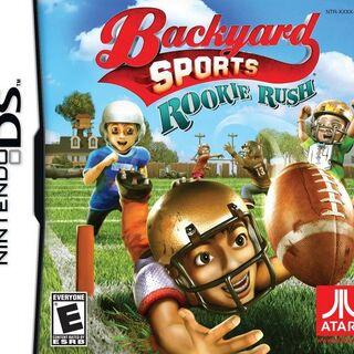 Nintendo DS cover art