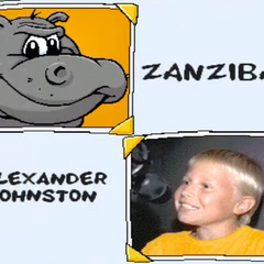 Zanzibar and Alexander Johnston