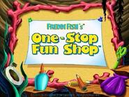 FreddiFish'sOne-StopFunShop