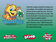 HE Catalog Freddi Fish Screen (1998-1999)