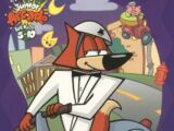Spy Fox in Cheese Chase