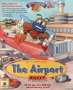 Let's Explore the Airport - cover box