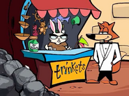 Trinkets Booth