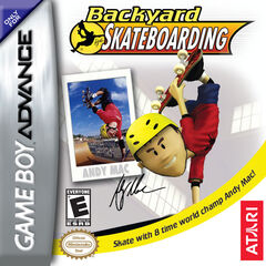 Gameboy Advance cover
