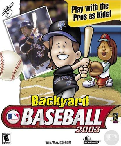 Backyard Baseball 2001 Humongous Entertainment Christmas Gifts 2018