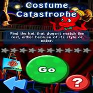 Costume Catastrophe