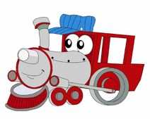 Toby the steam engine by Trainman3985 on DeviantArt