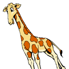 Masai's picture on the baby animal checklist.