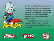 HE Catalog Pajama Sam Screen