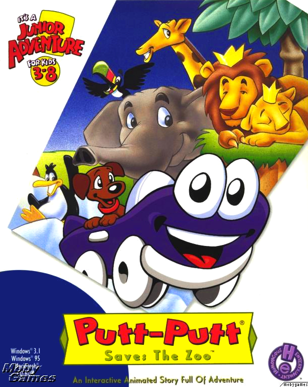 Putt Saves The Zoo