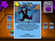 Fizzy Poppins Trading Card