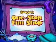PajamaSam'sOne-StopFunShopTitleCard