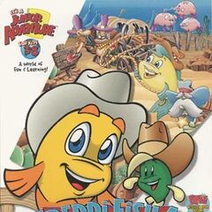 The original box artwork