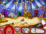 Animal Tent