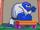 Blue Wrestler