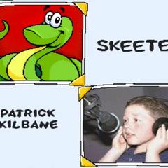Skeeter and Patrick Kilbane