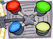 The Multi-Color Lock Puzzle
