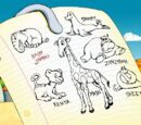 Missing Zoo Animal List