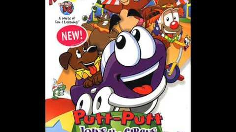 Putt-Putt Joins the Circus Music Under the Big Top