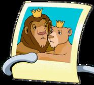 Lion Parents Picture