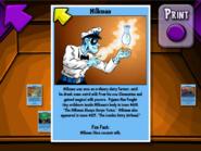 Milkman Trading Card