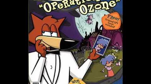 Spy Fox 3 Operation Ozone Soundtrack Moonbaker