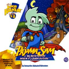 Original box and cover art (1996)
