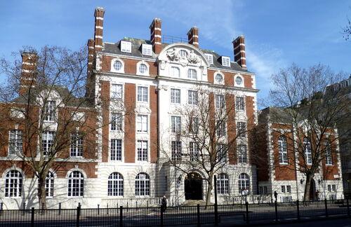Royal Academy of Music, London W1