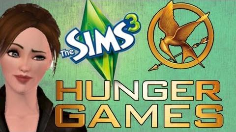 SIMS 3 HUNGER GAMES! The Naked Fairy! 5