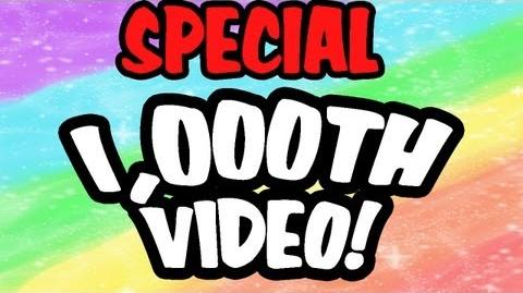 SPECIAL 1,000TH VIDEO!