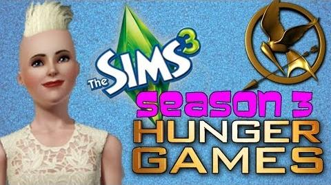 Sims 3 HUNGER GAMES! Season 3 INTRO! New Tributes & House!