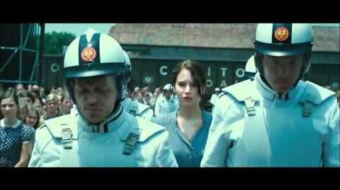 The Hunger Games Official Trailer