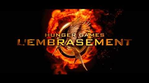 HUNGER GAMES L'EMBRASEMENT Teaser