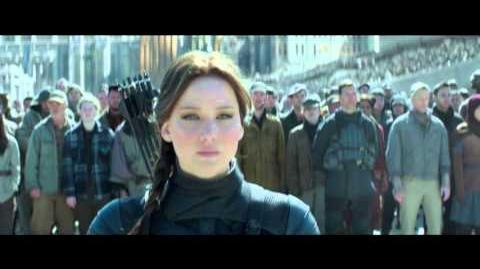 HUNGER GAMES La Révolte Partie 2 Bande Annonce Finale VF