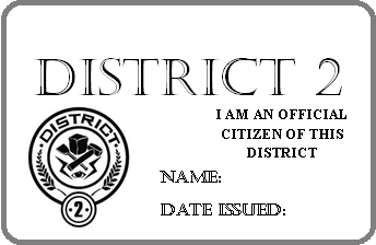 District 2 Permit