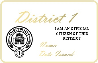 District 1 Permit