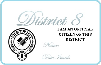 District 8 permit