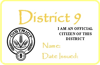 District 9 permit