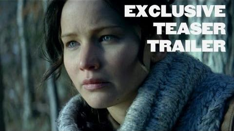 The Hunger Games Catching Fire - Exclusive Teaser Trailer-0
