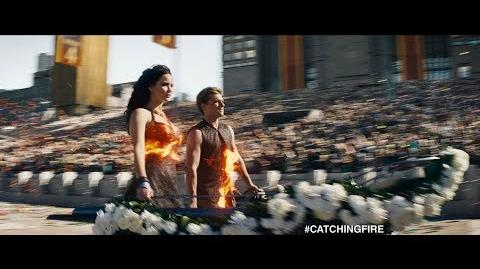 The Hunger Games Catching Fire - 'Atlas' TV Spot