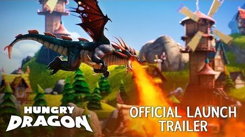 Hungry Dragon™ Launch Trailer