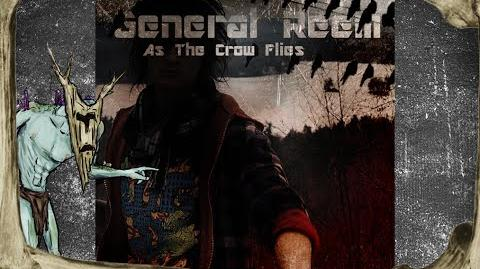 General Reem - As The Crow Flies (2011 demo)