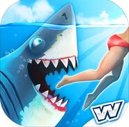 Hungry Shark World Icon2
