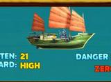 Shark Finning Boat
